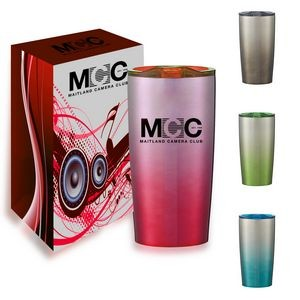 20 Oz. Himalayan Gradient Tumbler With Custom Box